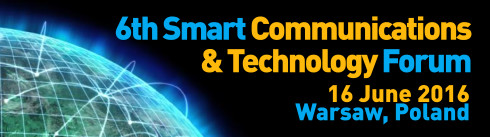 6th Smart Communications forum